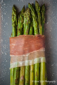 Asparagus and Ham