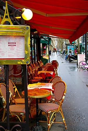 Eiffel Cafe