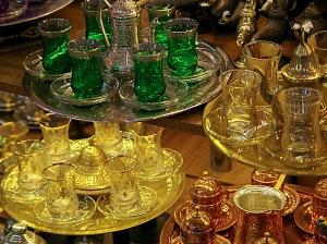Istanbul2 tea cups
