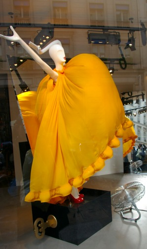 Lanvin Shop Window