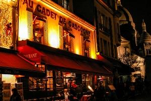 Montmartre Cafe