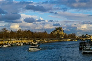 Seine Boat