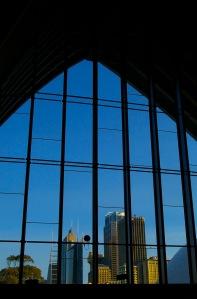 Interior Window View
