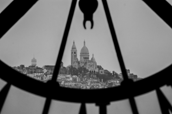 Sacre Coeur on the Hill