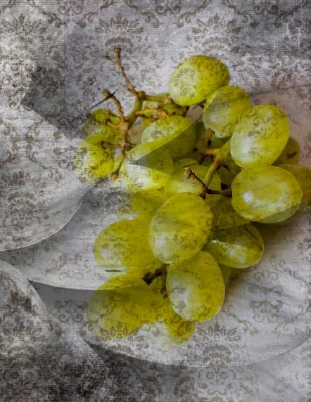 Grapes and Petals