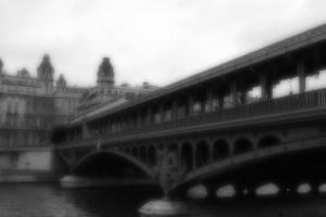 Last Tango Bridge B&W