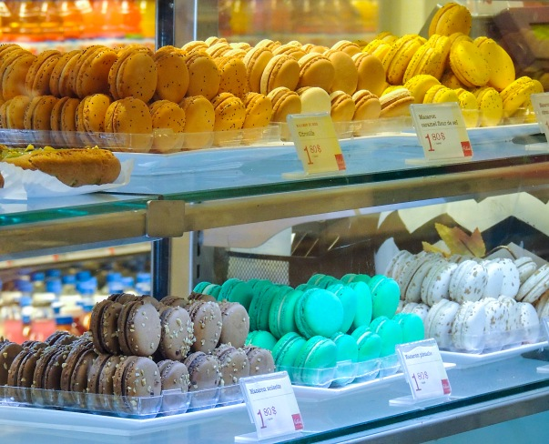 Paillard Macarons