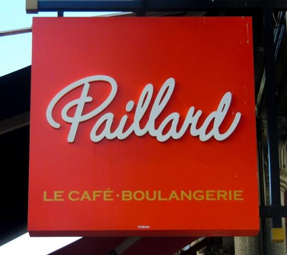 Paillard Sign