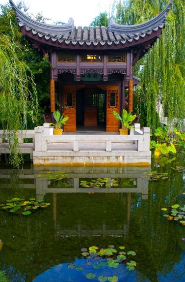 Lan Su Reflection