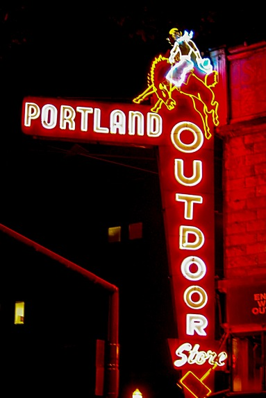 Portland Outdoor Store