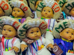 Dolls with Hats