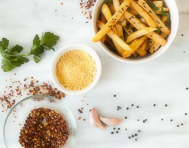 Fries - Mine 2