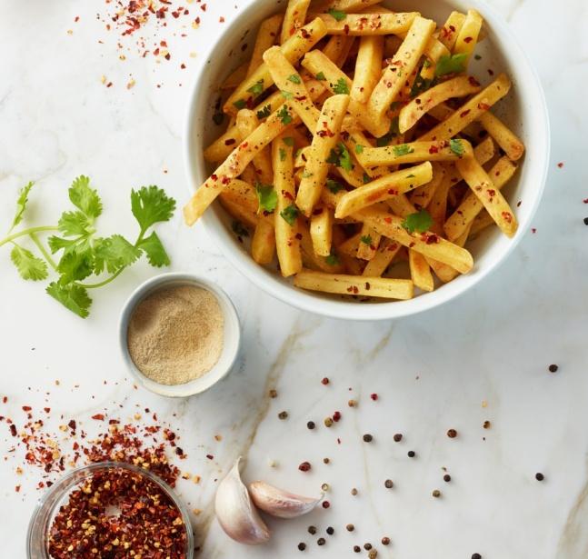 Fries - Vincent Noguchi