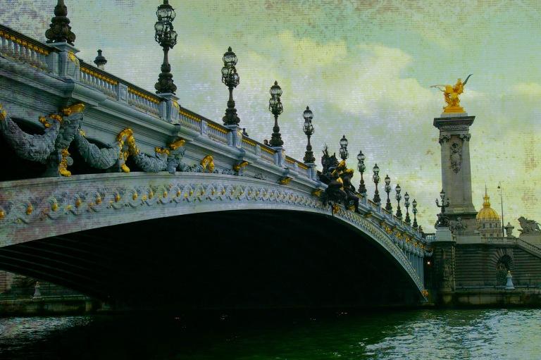 Pont Alex Paris