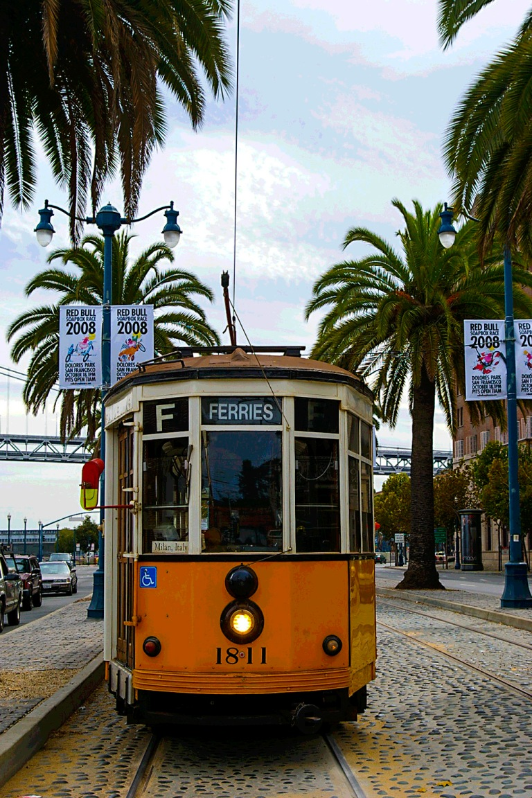 Streetcar to Ferries