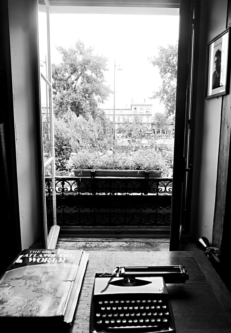 The Writers Window