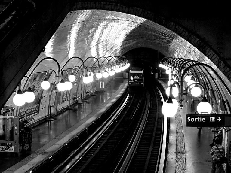 Paris Underground1