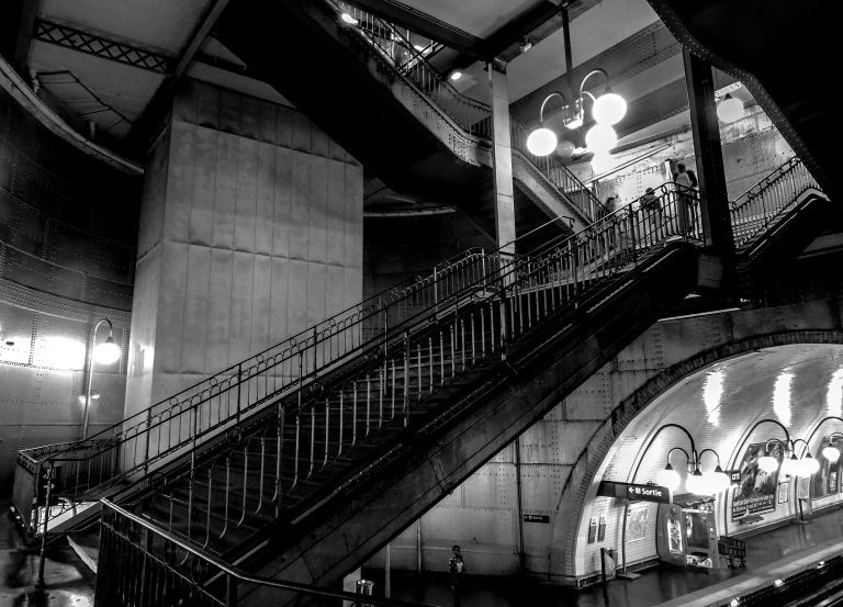 Paris Underground2